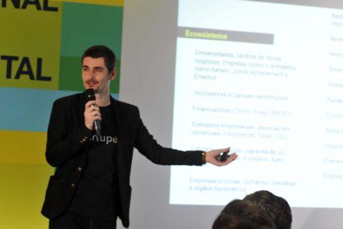 """Diego Remus liderou o site de 2009 a 2015: """"Minha identidade se confundia com a do Startupi"""""""