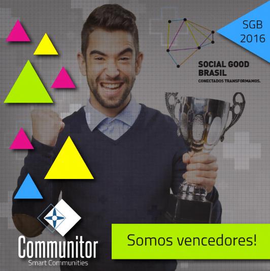 O Communitor, tecnologia que combate o mosquito da dengue, venceu a edição deste ano do SGB.