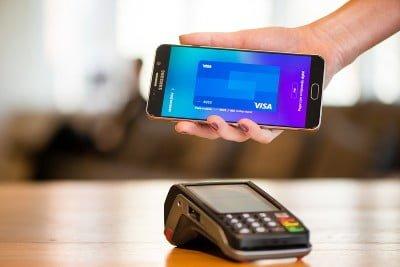 """A próxima barreira da inovação, diz Erico, é """"o fim do plástico"""": pagamentos sem cartão."""