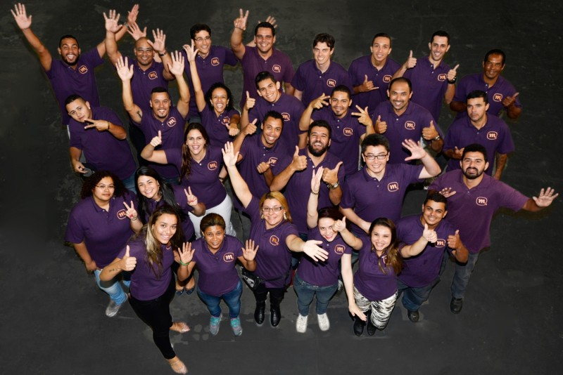 Em dois anos, time cresceu de 12 para 90 funcionários.