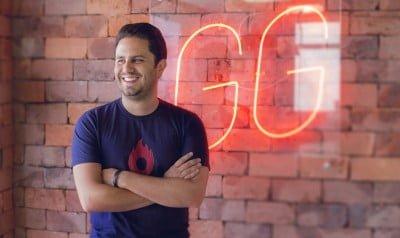 João Pedro Resende, engenheiro, correu atrás e foi estudar marketing para ter sucesso como empreendedor.
