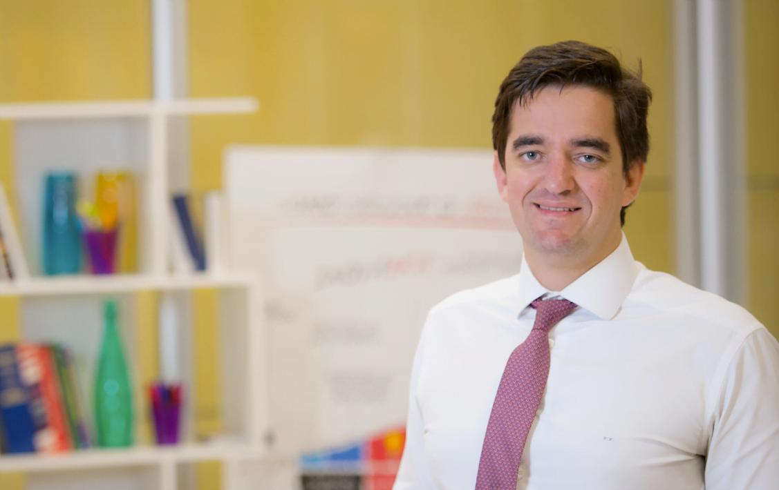 Fernando Freitas, do Bradesco, acredita que inovação interna e aberta se complementam.