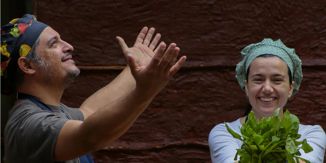 O proposta do Comida Sustentável é que a vida também o seja (foto: Chris Cineviva).