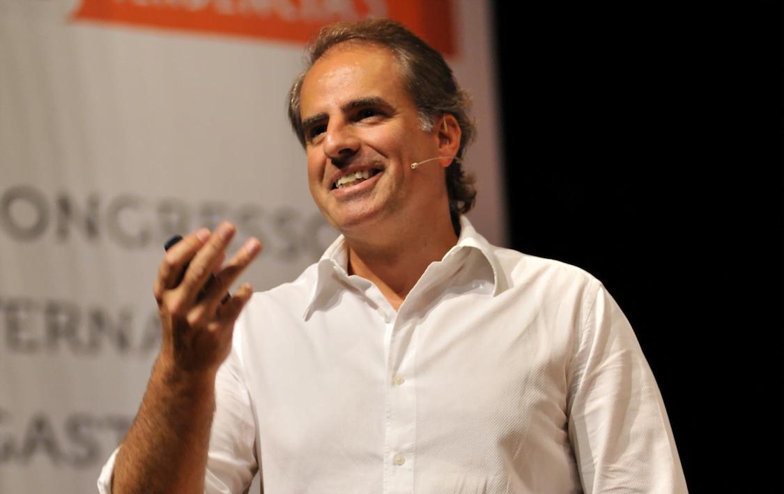 Paulo Roberto Kress Moreira já teve grandes negócios. Agora espera uma gigante viabilizar sua primeira startup