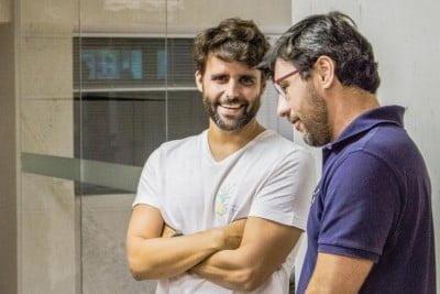 Rafael Costa e Daniel Murta, advogado e engenheiro, sócios-fundadores do Jusbrasil.
