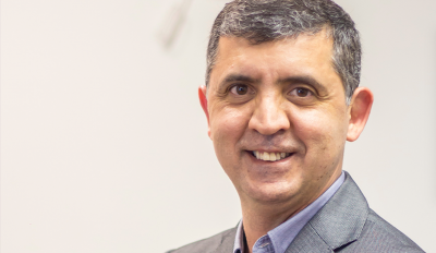 """Sandoval é o CEO da hoje """"ex-startup"""" e dá continuidade ao projeto."""
