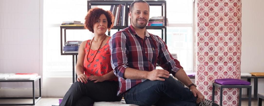 Elizete e Alex, criadores da metodologia de pesquisa que sustenta a Clave de Fá, contam como foi duro provar ao mercado o valor de seu negócio (foto: Edu Almeida).
