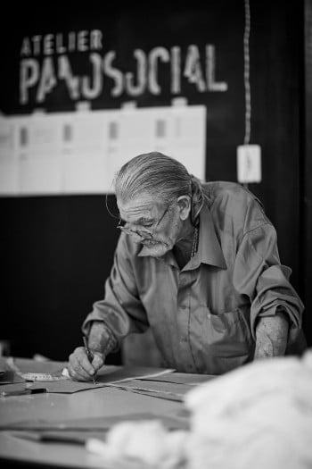 Paulo foi o primeiro ex-detendo contratado pela PanoSocial (foto: Pablo Saborido).
