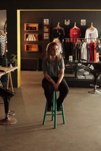 Fissurada por moda, Natália Veiga cogitou sair do Brasil mas... o empreendedorismo floresceu antes disso.