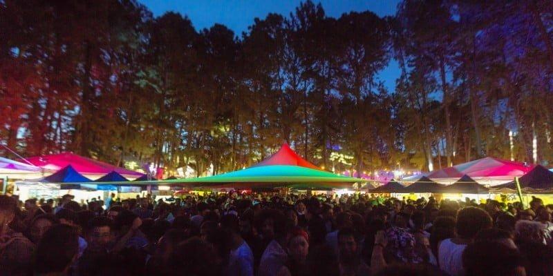 """Frequentado por jovens de até 25 anos, o festival corria o risco de perder sua essência e """"virar farra""""."""