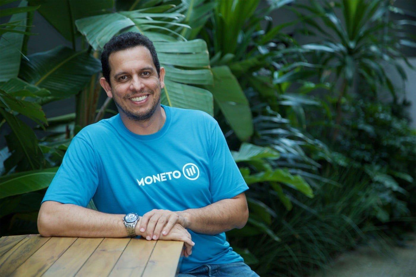 Marcos Arruda, CEO da Moneto, já teve uma startup de cobrança, mas agora foca no microempreendedor desbancarizado para se destacar.