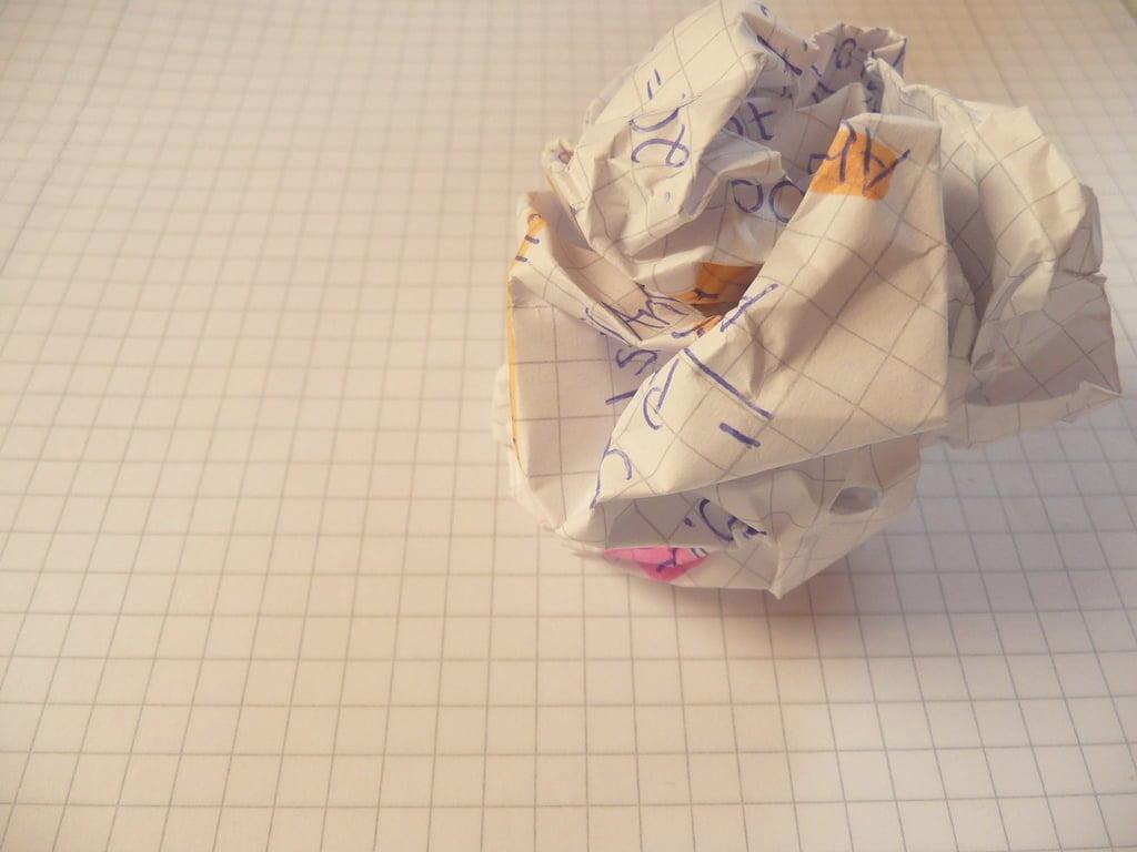 No Design Thinking, ideias ruins são essenciais para a criação de uma solução. (Imagem: www.planetofsuccess.com/blog - Flickr/ Reprodução)