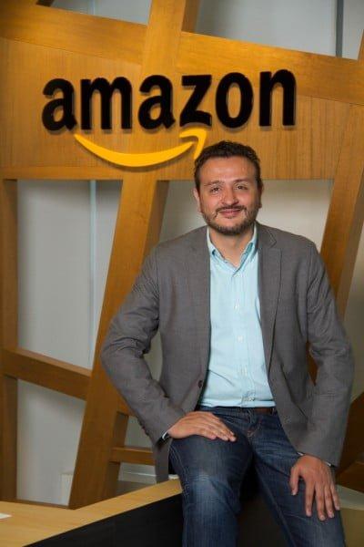 Ricardo Garrido, da Amazon, que por meio do KDP permite que um autor consiga publicar um livro online em meia hora. Sério.