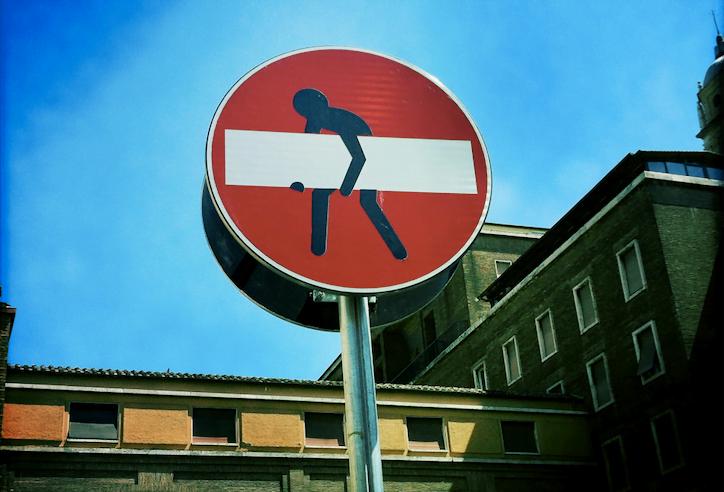 Arriscar é sempre necessário para empreender. Não há caminho proibido. (Imagem: jonathan anaclet - Flickr/ Reprodução)