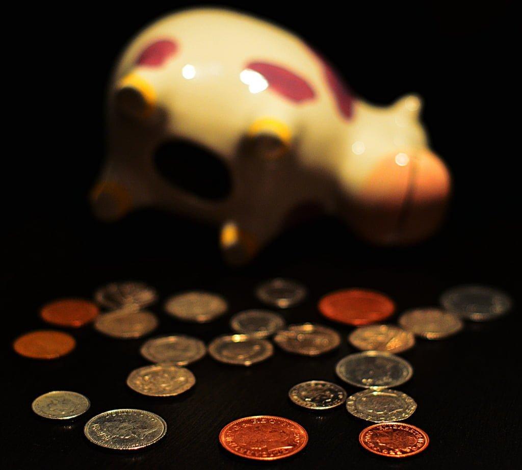 Usar as finanças pessoais para lançar sua startup te dá mais liberdade para criar. (Imagem: EveryPenny - Flickr/Reprodução)