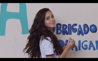 Frame de um vídeo da Social Docs para Instituto Votorantim.