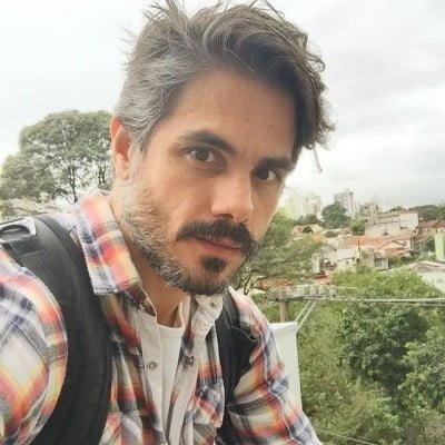 Marcelo Martins teve a história de vida contada no Razões antes de tornar-se amigo e sócio de Vicente.