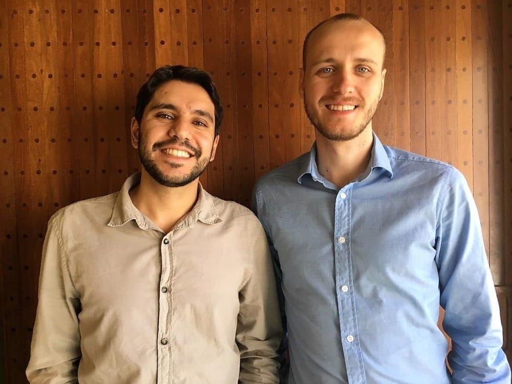 Ricardo Ramos e Rodolfo Fiori fundaram a Muove para ajudar, com análise de dados, na gestão de pequenos municípios.