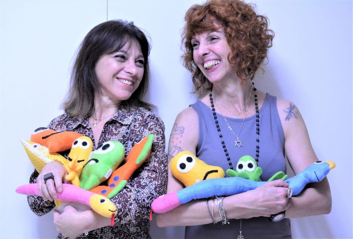 Silvia e Sandra criaram a Beijo de Focinho com foco no mercado de alta decoração.