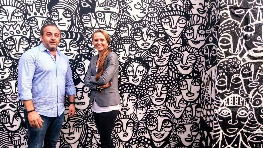 Os sócios Ricardo e Patricia apostam em um coworking voltado para organizações e negócios sociais que transformem a sociedade.