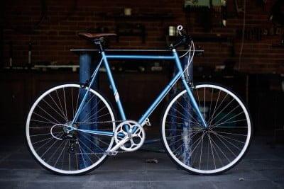 As bikes da Spino seguem um estilo clássico e minimalista.