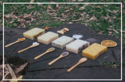 Chia, laranja, capim cidreira, lavanda: os ingredientes da Lá do Mato são conhecidos de qualquer um.