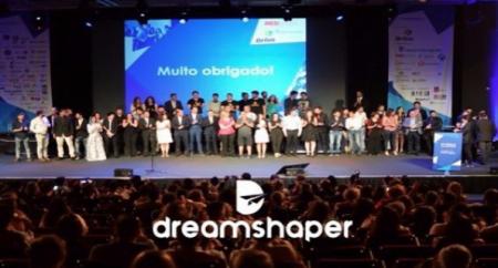 Evento que marcou 70 mil projetos desenvolvidos na plataforma da DreamShaper, em 2017.