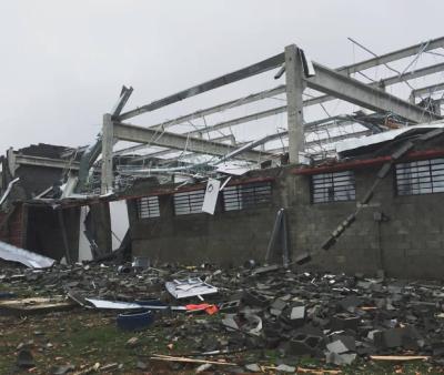 Em junho de 2006, um vendaval destruiu a fábrica da Chokolah. A produção ficou parada por apenas 15 dias.