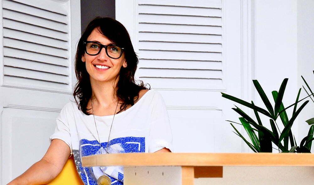 Ana Julia Ghirello como foi a transição de executiva na OLX para se mergulhar na incerteza e na paixão de trabalhar em uma aceleradora de negócios sociais.
