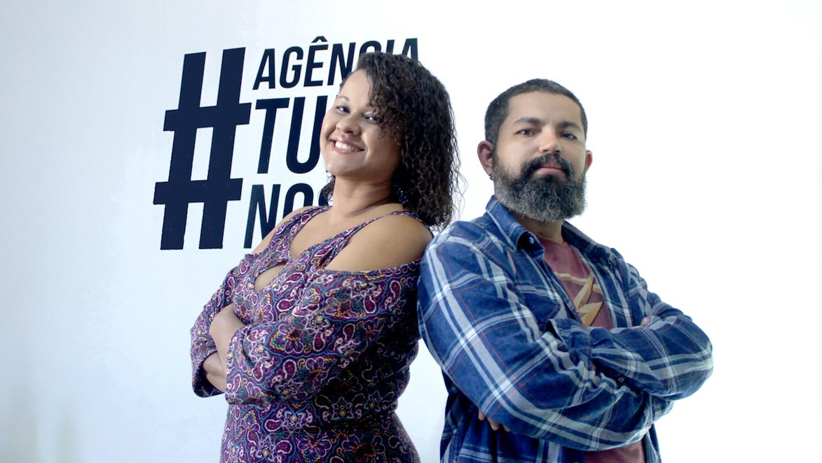 Cristiane e Petter moram em Nova Iguaçu, na Baixada Fluminense, e mudaram a própria vida (e a de muitos ao redor) quando conseguiram trazer o trabalho para perto de casa com a TudoNosso: agora é tudo deles.