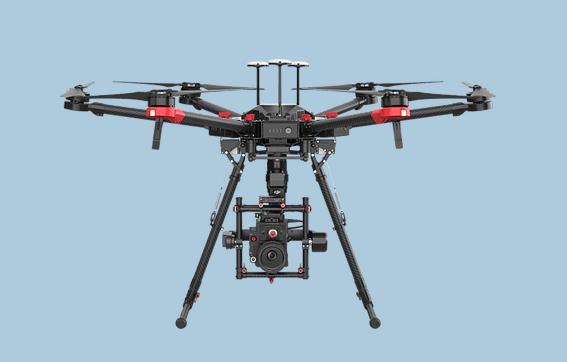 """Esta é a aparência dos """"super drones"""" da Dron Drones."""