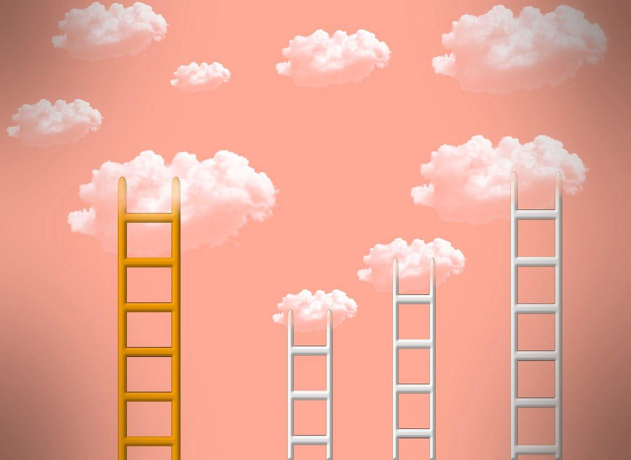 Nada de ilusão: sonhos podem realmente impulsionar o sucesso de uma startup (Imagem: Pixabay/Reprodução).