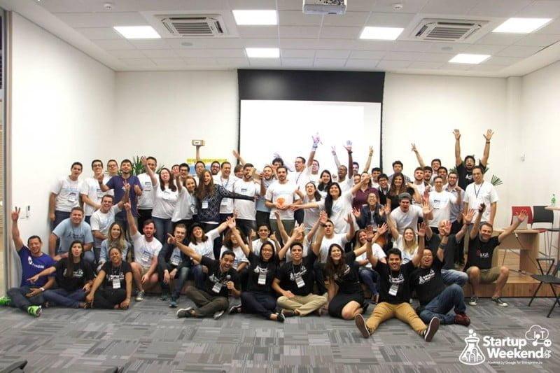 Ao participarem do Startup Weekend, e serem premiadas, elas tiveram certeza que o negócio podia existir.
