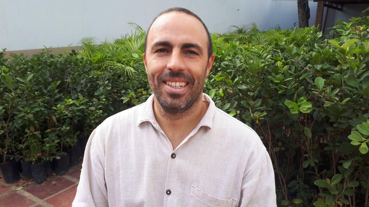Gabriel Menezes, presidente do Auá, precisou quebrar tabus para mostrar que a ONG poderia entrar no mercado.