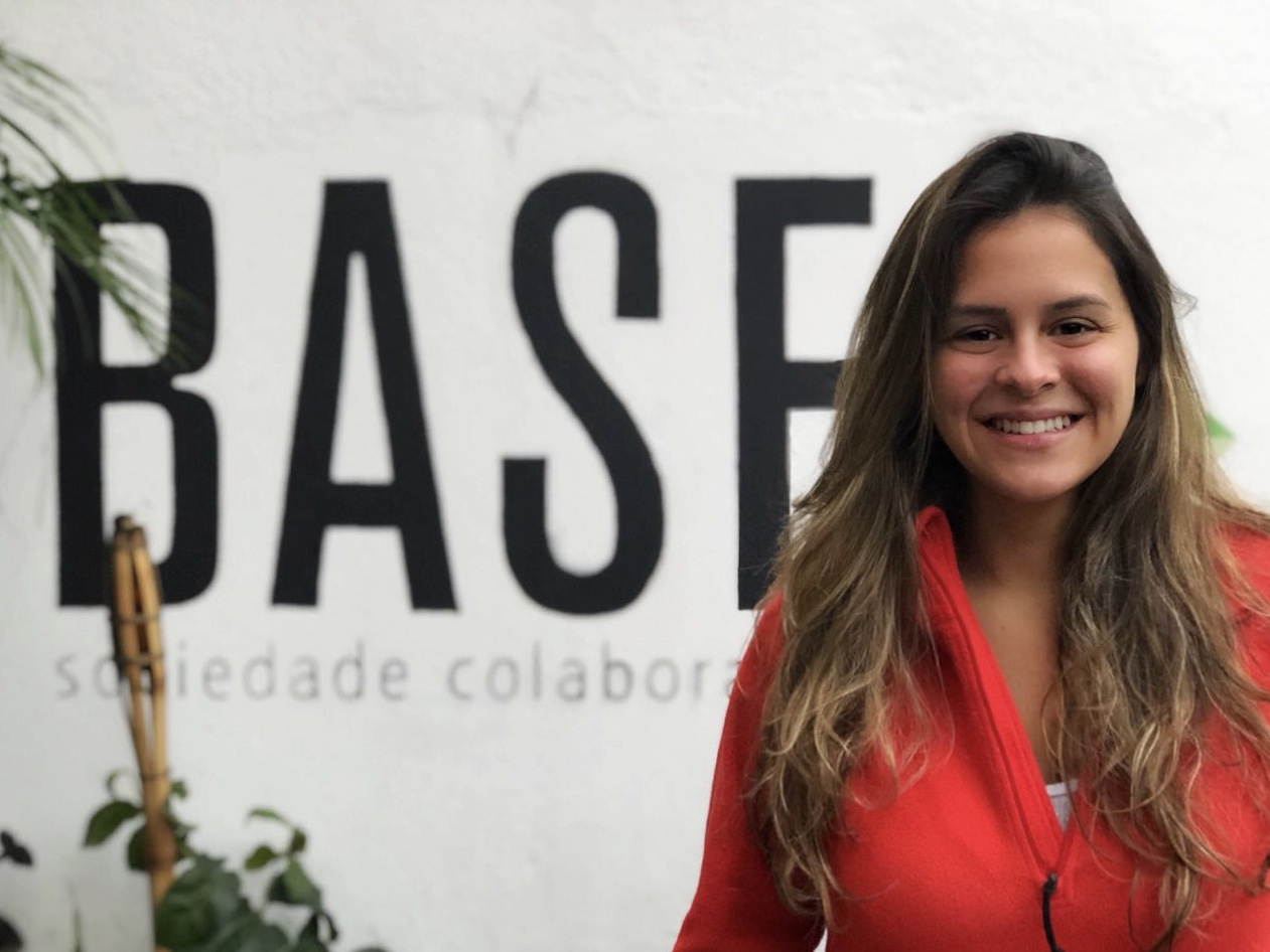Cindy Carbonari conta sobre o período de incertezas e perrengues financeiros que viveu ao largar o cargo de advogada em um banco para trabalhar com projetos de impacto.