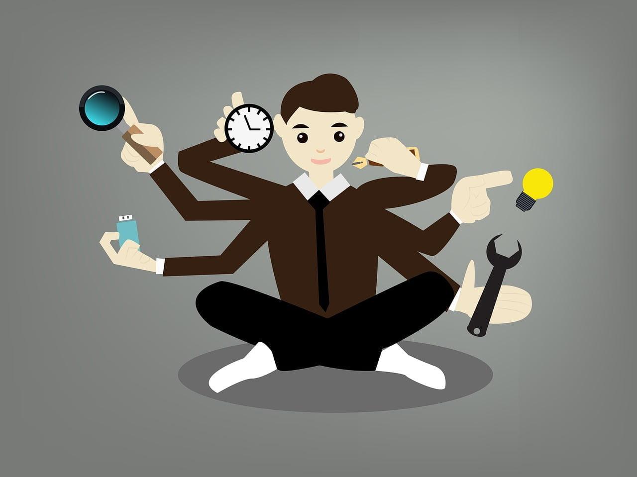 Largue o osso: carregar o peso do papel de fundador e CEO pode reduzir em quase 10% a produtividade de sua empresa.