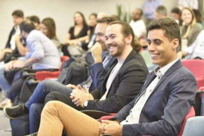 Juliano Mazute, CEO da Dayback e Matheus Rungue, sócio cofundador da Newatt.