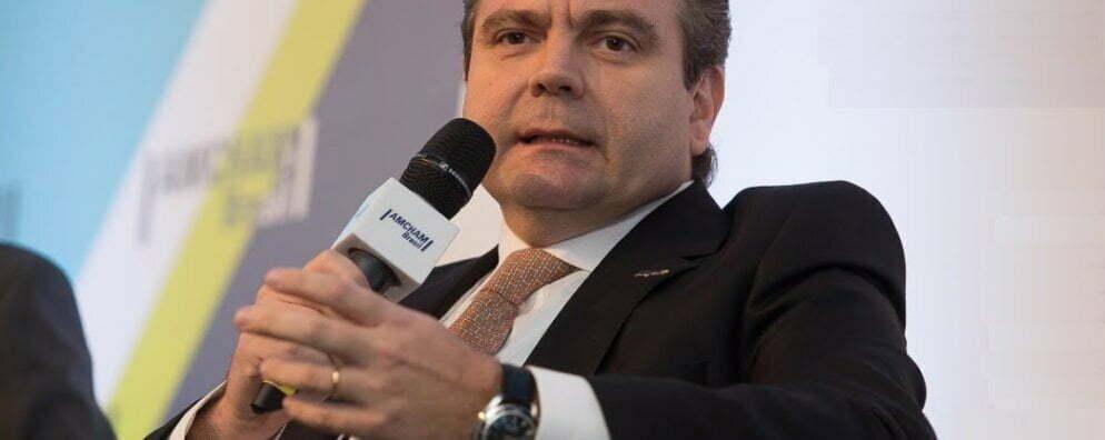 Clau Sganzerla, VP de Estratégia e Inovação do Grupo Algar e principal responsável pela Algar Ventures, braço de venture capital.