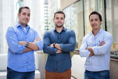 Marcelo, Anderson e Rodrigo contam como criaram um software de gestão que permite ao departamento pessoal controlar desde o pagamentos até o feedback dado aos colaboradores.