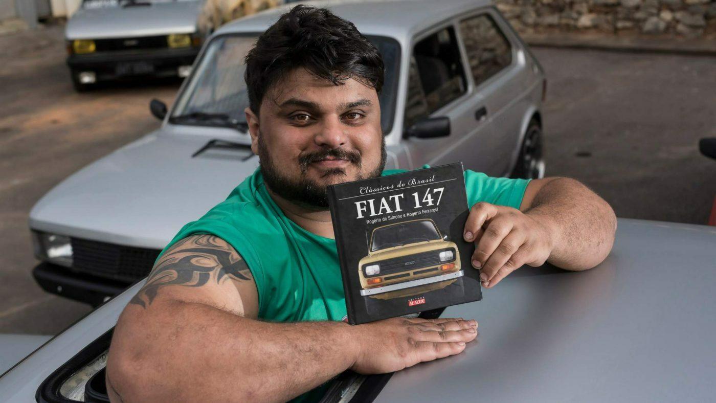 Fiat 147 Chega Aos 42 Anos Passione A Brasileira