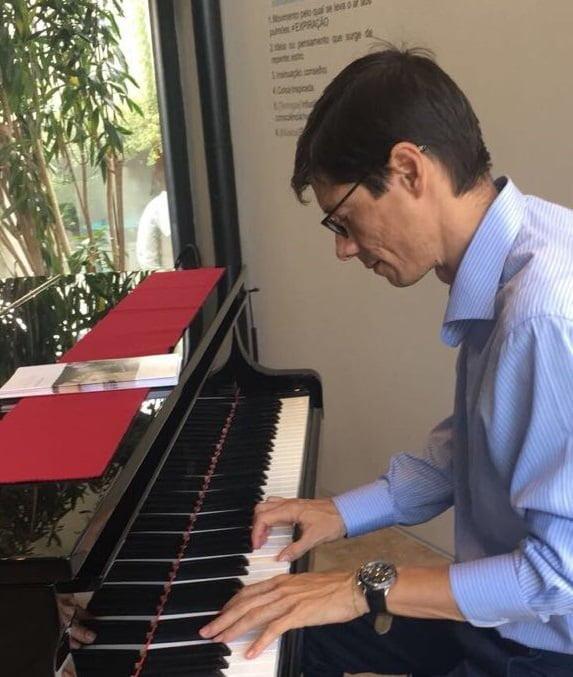 Além de se dedicar à 3M, Luiz é pianista, corredor e trabalha em seu segundo livro focado no processo de criação e de inspiração.