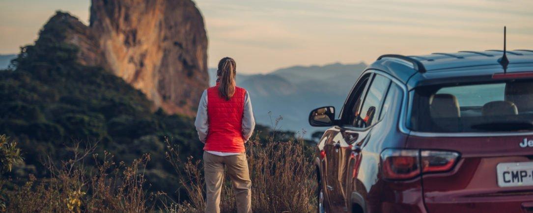 Bento do Sapucaí (SP), foi um dos locais da campanha de cross mídia do Jeep Compass.
