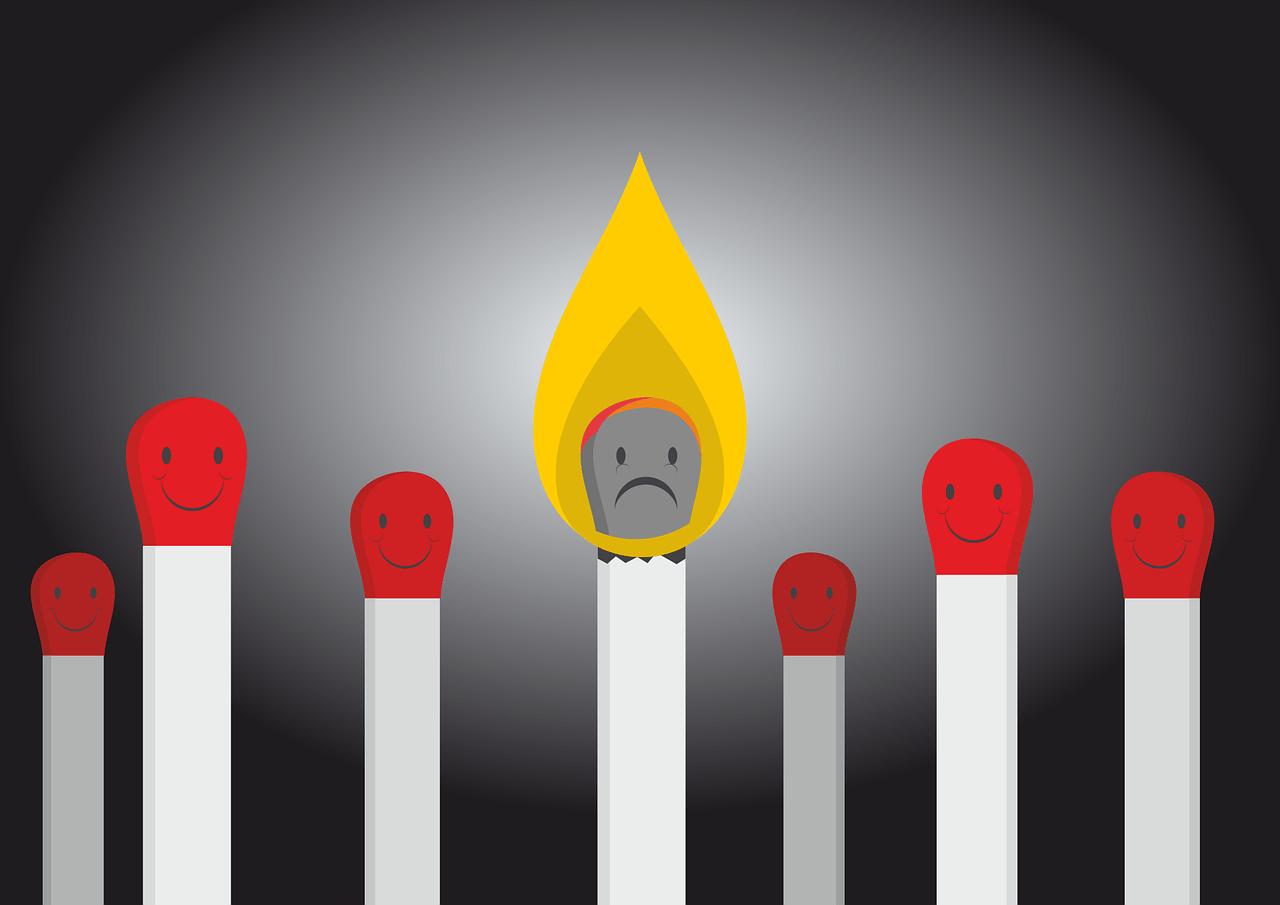 Pessoas de todas as profissões e cargos estão sujeitas ao esgotamento por situações de trabalho desgastantes. Por isso, é preciso estar atento aos sinais do Burnout, como frustração e ansiedade. Entenda.
