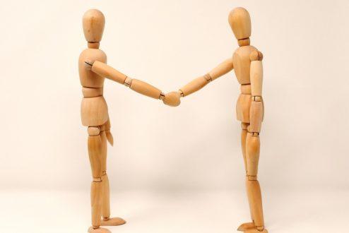 Nada como a boa e velha relação humana para fortalecer os negócios.