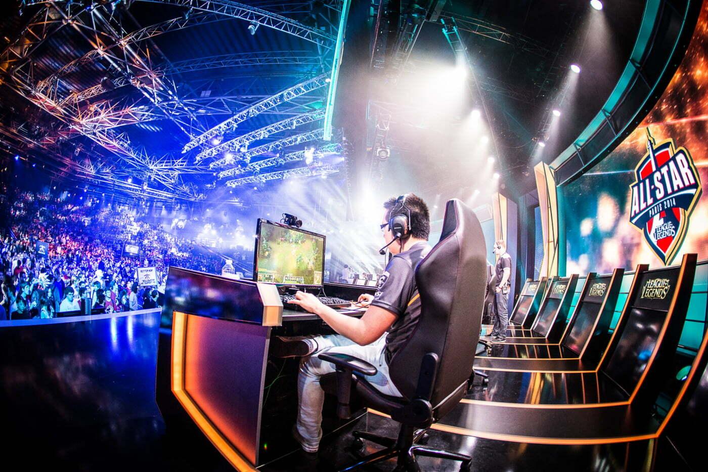 Verbete Draft: o que são eSports
