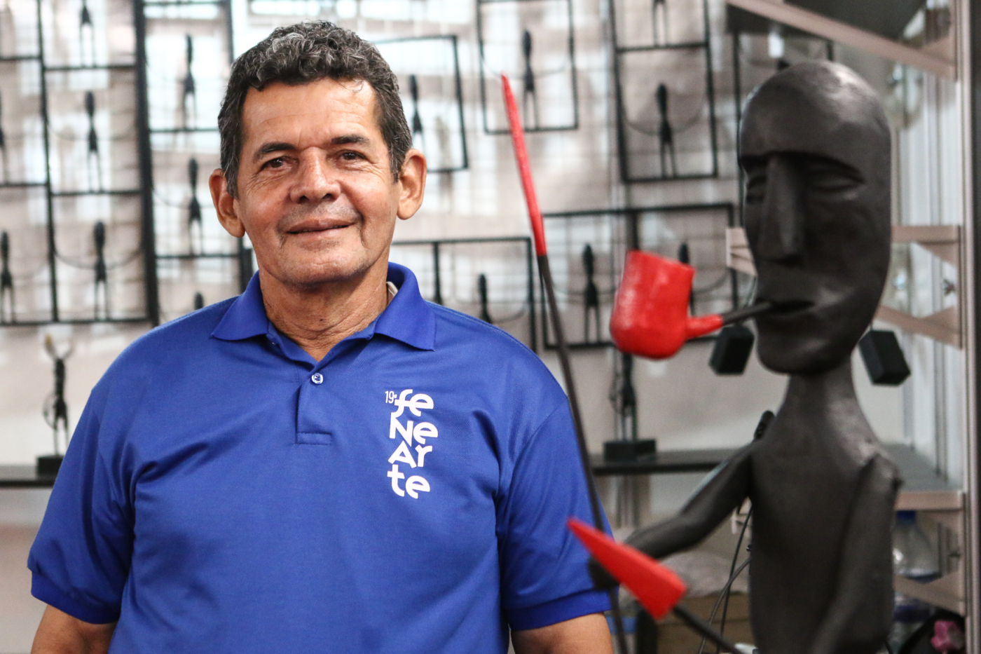 Zé Alves de Olinda, artesão