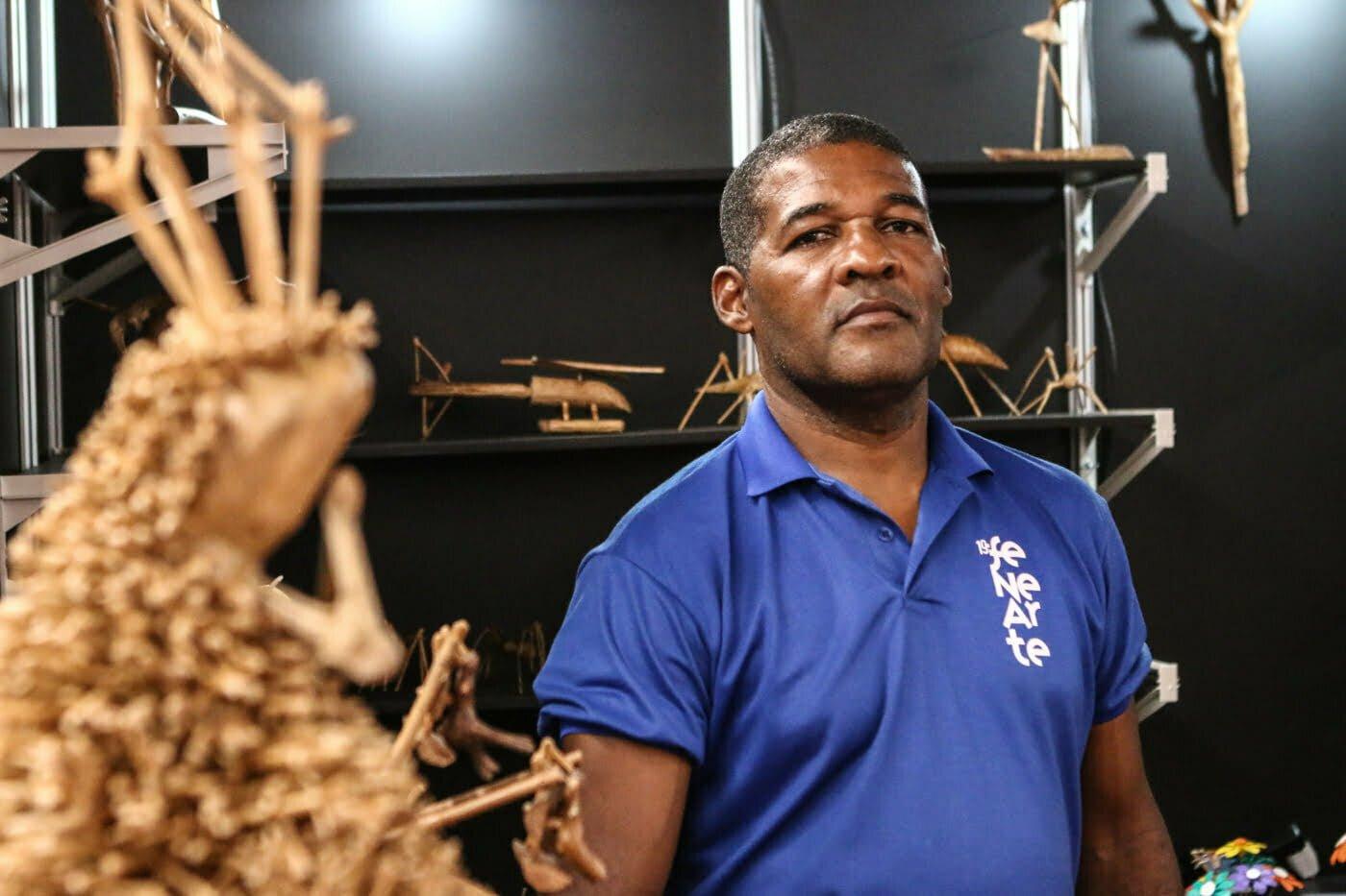 José Abias da Silva, artesão