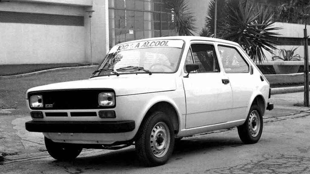 Fiat 147 a etanol