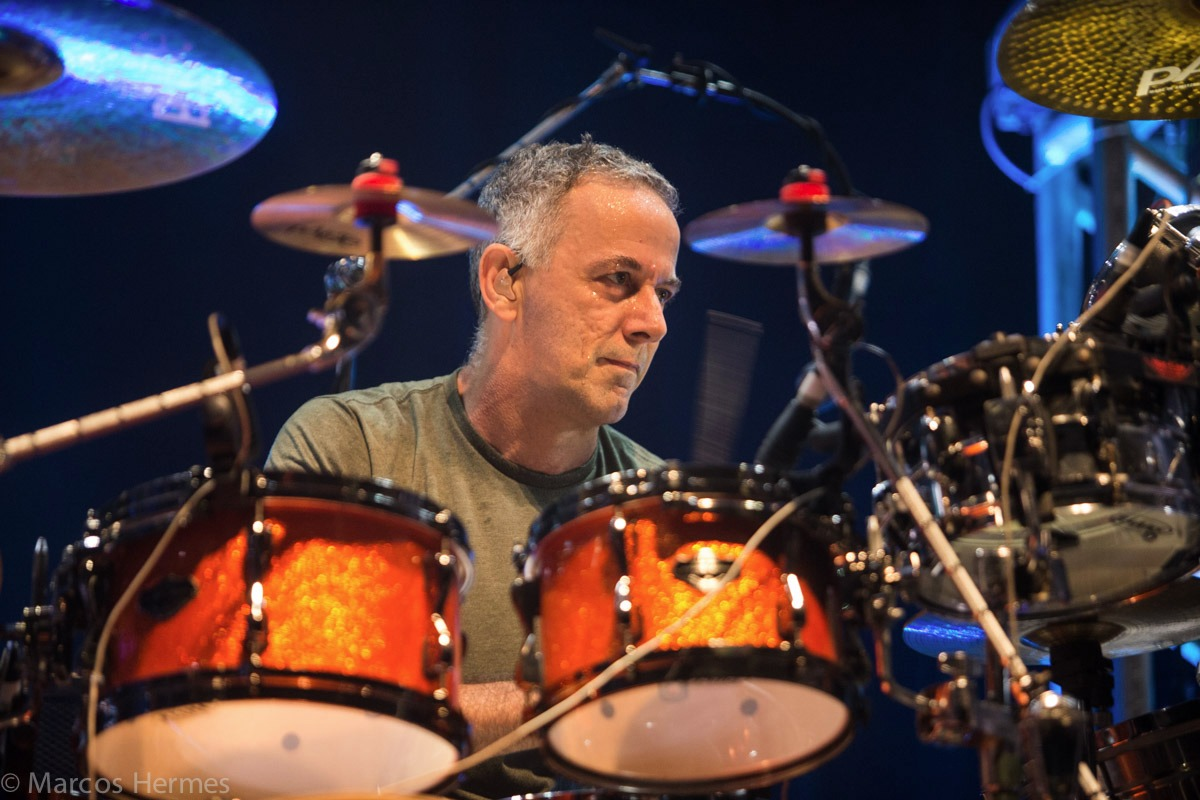 O baterista João Barone