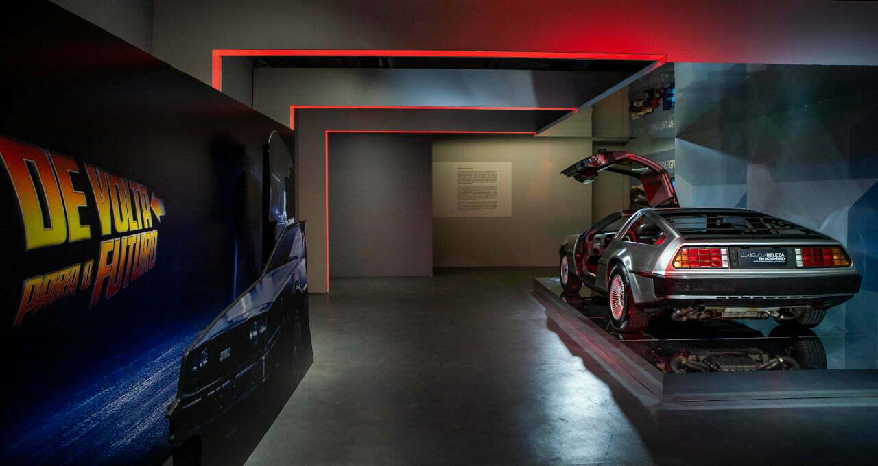 Exposição Beleza em Movimento na Casa Fiat de Cultura